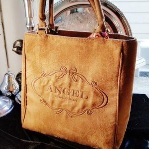 Victoria's Secret Angel Tote Bag & Makeup Bag